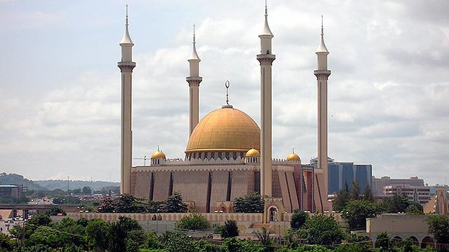 Moschee in Nigeria
