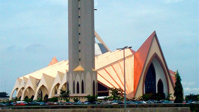 Nationalkirche Abuja Nigeria