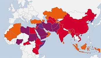 Weltverfolgungsindex 2015