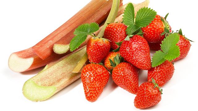 Sonnengereifte Früchte