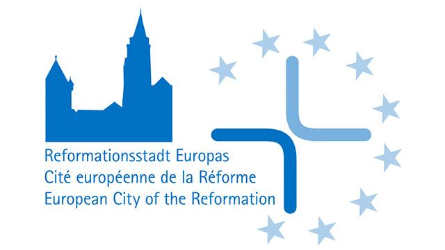 Logo Reformationsstadt Europas