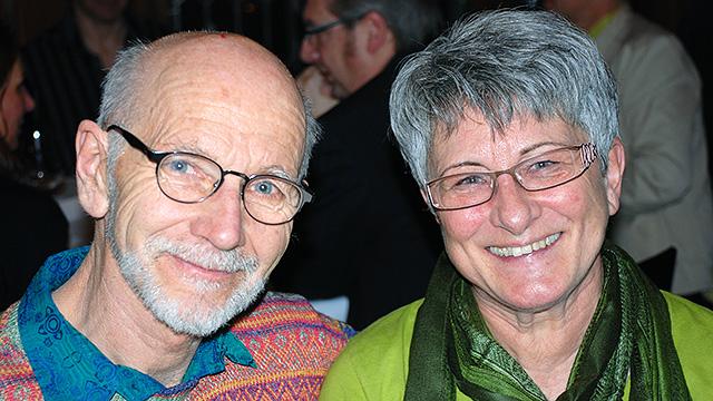 Fred und Eva Ryter | (c) privat