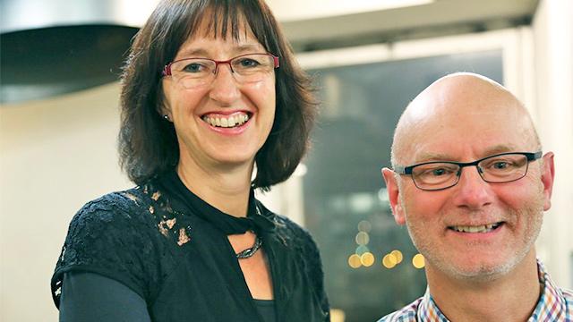 Bea und Claude Schnierl