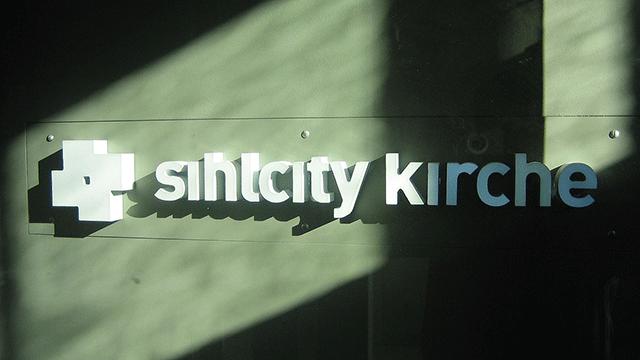 Sihlcity-Kirche