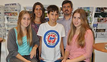 Familie Schümperlin bei Life Channel