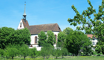 Kirche St. Chrischona