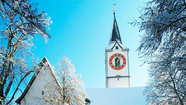 Reformierte Kirche St. Mangen in St. Gallen