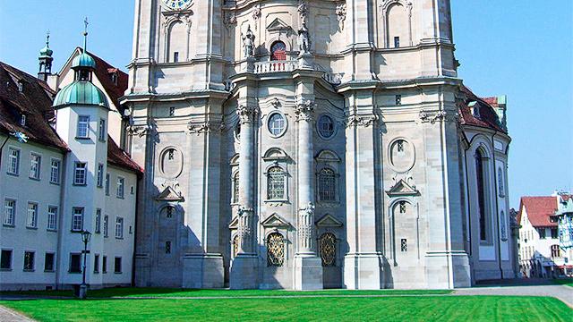 St. Galler Stiftskirche