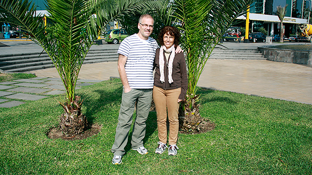 Christian und Margrit Stump