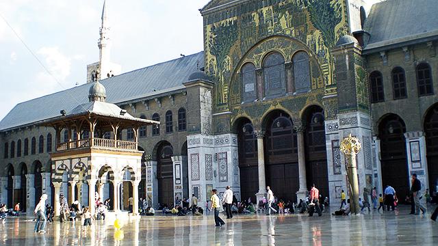 Moschee in Damaskus