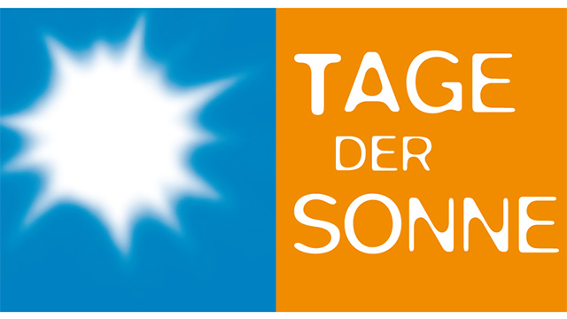 Logo Tage der Sonne