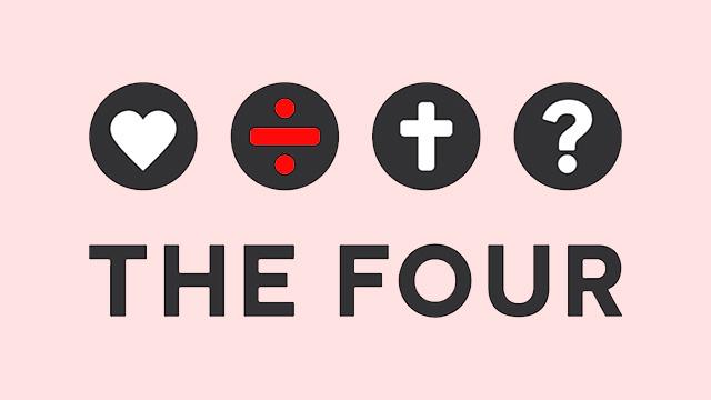 «The Four»: Teilungszeichen