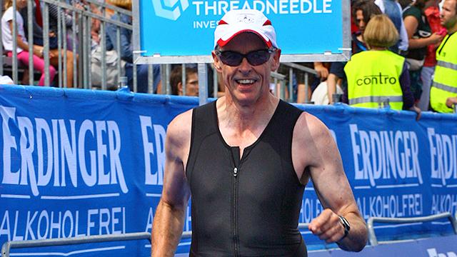 Thorsten Grahn am Rennen