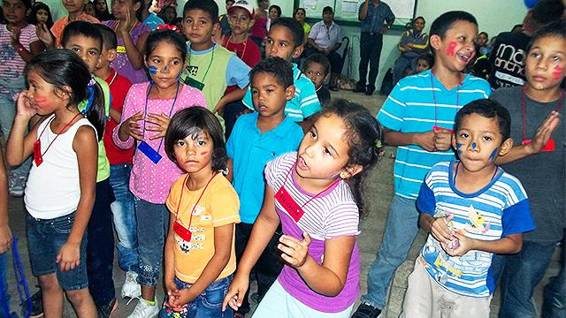 Kinder mögen Pedrito El Pulpo