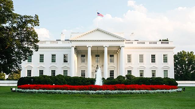 Weisses Haus, Washington D. C.