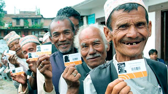 Finanzhilfe von World Vision Schweiz in Nepal