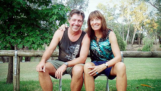Lisa und Beat Wüthrich