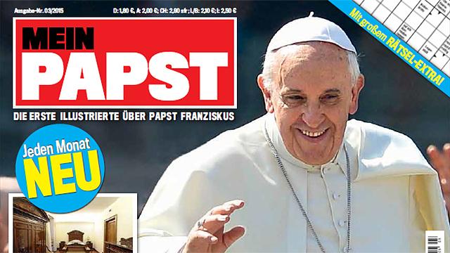 «Mein Papst»