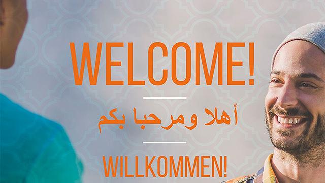 Verteilmagazin «Welcome!»