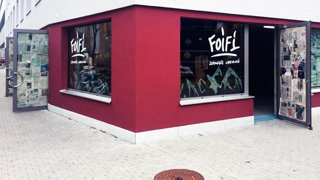 «Zero Waste-Café «Foifi»