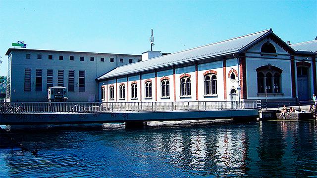 Kraftwerk Letten, Zürich