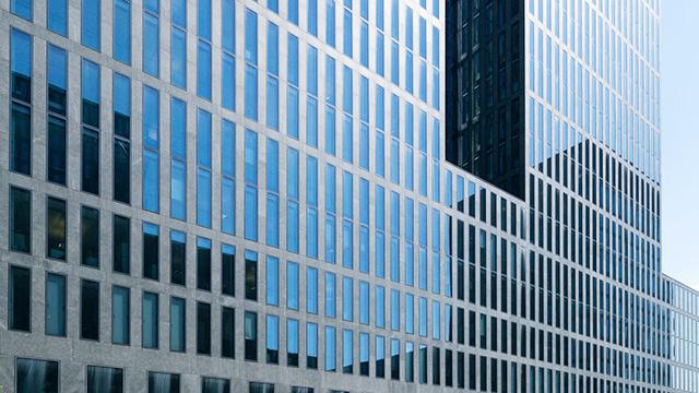Unternehmensgebäude in Zürich-Oerlikon