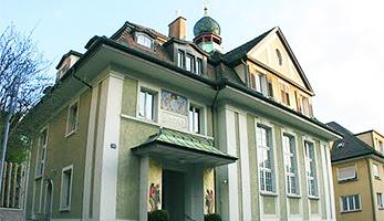 Russisch-orthodoxe Auferstehungskirche Zürich