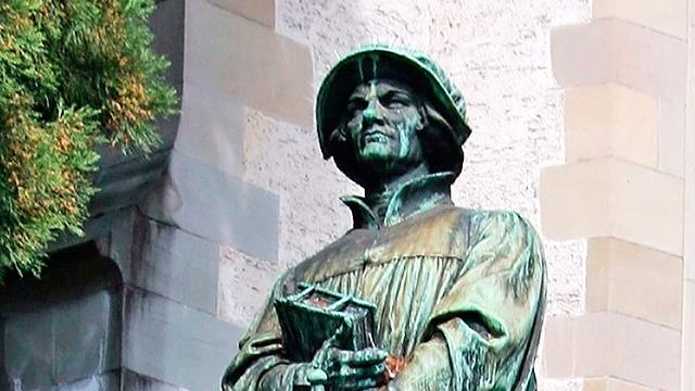 Der Zürcher Reformator Ulrich Zwingli | (c) 123rf